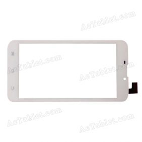 AD-C-601890  Digitizer Glass Touch Screen Replacement for 6 Inch MID Tablet PC