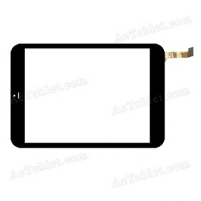 FPC-TP785026(K81)-00 Digitizer Glass Touch Screen Replacement for 7.9 Inch MID Tablet PC