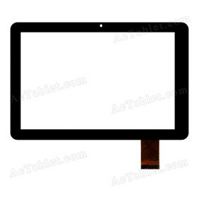 FPC-TP090002(S901)-01 Digitizer Glass Touch Screen Replacement for 9 Inch MID Tablet PC