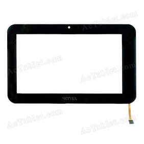 DY-F-07015-V3 Digitizer Glass Touch Screen Replacement for 7 Inch MID Tablet PC