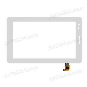 PB70JG8888-R1 Digitizer Glass Touch Screen Replacement for 7 Inch MID Tablet PC