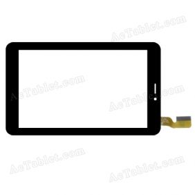 CZY6473B01-FPC Digitizer Glass Touch Screen Replacement for 7 Inch MID Tablet PC