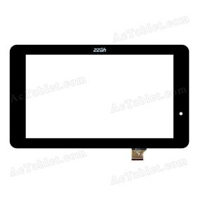 PB70A1237 Digitizer Glass Touch Screen Replacement for 7 Inch MID Tablet PC