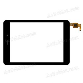 PB79GF2-1393 Digitizer Glass Touch Screen Replacement for 7.9 Inch MID Tablet PC