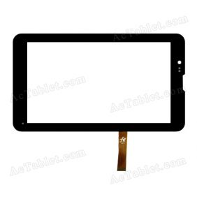 FC 9044 Digitizer Glass Touch Screen Replacement for 7 Inch MID Tablet PC