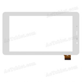 PB70JG9390 Digitizer Glass Touch Screen Replacement for 7 Inch MID Tablet PC