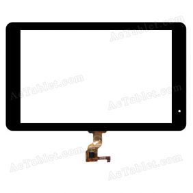 PB70JG9061 KDX Digitizer Glass Touch Screen Replacement for 7 Inch MID Tablet PC