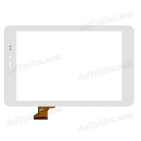 PB70A9043 Digitizer Glass Touch Screen Replacement for 7 Inch MID Tablet PC