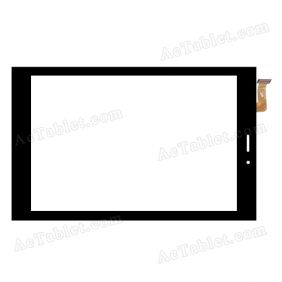 PB80JG1411 Digitizer Glass Touch Screen Replacement for 8 Inch MID Tablet PC