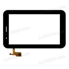 WGJ7237-V3 Digitizer Glass Touch Screen Replacement for 7 Inch MID Tablet PC