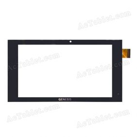 PB70JG9177-R2 Digitizer Glass Touch Screen Replacement for 7 Inch MID Tablet PC