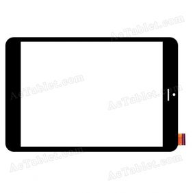 PB80JG1160 Digitizer Glass Touch Screen Replacement for 7.9 Inch MID Tablet PC