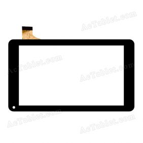 AD-C-702015-FPC Digitizer Glass Touch Screen Replacement for 7 Inch MID Tablet PC
