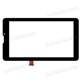 PG70096A1_FPC Digitizer Glass Touch Screen Replacement for 7 Inch MID Tablet PC