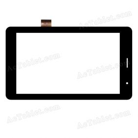 RS7F2990_V2.0 Digitizer Glass Touch Screen Replacement for 7 Inch MID Tablet PC