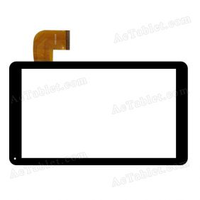 CG90163A0 Digitizer Glass Touch Screen Replacement for 9 Inch MID Tablet PC