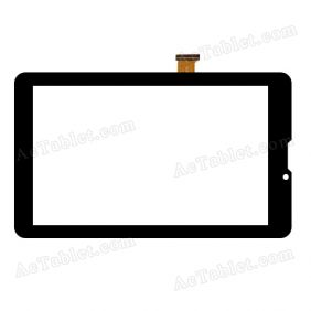 PG70071E Digitizer Glass Touch Screen Replacement for 7 Inch MID Tablet PC