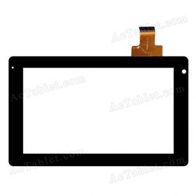 MGLCTP-70636  Digitizer Glass Touch Screen Replacement for 7 Inch MID Tablet PC