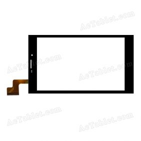 OLM-070B0322-FPC Digitizer Glass Touch Screen Replacement for 7 Inch MID Tablet PC