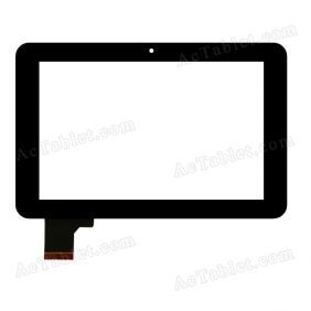 HOTATOUCH C117187A1-DRFPC112T-V1.0 GSL5316 Digitizer Glass Touch Screen Replacement for 7 Inch MID Tablet PC