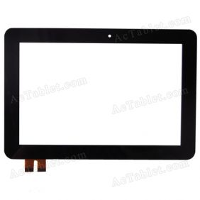MT10104-V2 Digitizer Glass Touch Screen Replacement for 10.1 Inch MID Tablet PC