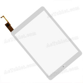 097133-01A-V1 Digitizer Glass Touch Screen Replacement fo 9.7 Inch Tablet PC