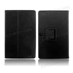 Leather Case Cover for Cube iWork8 U80GT Z3735E Quad Core Tablet PC 8 Inch
