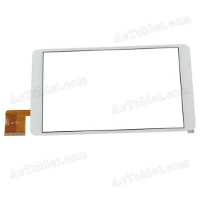 FPCA-80A06-V02 Digitizer Glass Touch Screen Replacement for 8 Inch MID Tablet PC