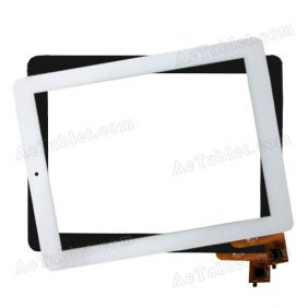Touch Screen Replacement for Teclast A10h AllWinner A31 Quad Core 9.7 Inch Tablet PC