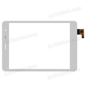 Touch Screen Replacement for Teclast G18 mini 3G MT8389 Quad Core 7.9 Inch Tablet PC