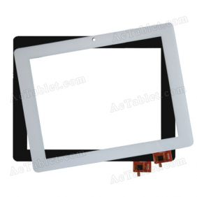 Touch Screen Replacement for Teclast A80HD AllWinner A31s Quad Core  8 Inch Tablet PC