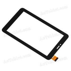 PB70JG9221-R2 Digitizer Glass Touch Screen Replacement for 7 Inch MID Tablet PC