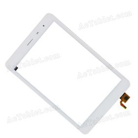 078040-01A-V1 Digitizer Glass Touch Screen Replacement for 7.9 Inch MID Tablet PC