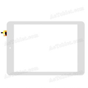 Touch Screen Replacement for Teclast A88 mini A31s Quad Core 7.9 Inch MID Tablet PC