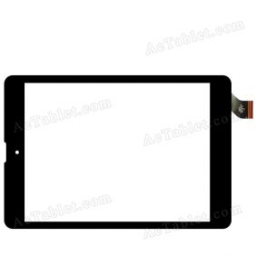 F800111 T785XGHS13C01 Digitizer Glass Touch Screen Replacement for 7.9 Inch Tablet PC