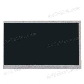 FC0700A4B2-V2 LCD Display HD Screen Replacement for 7 Inch MID Android Tablet PC