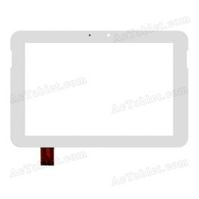 LCGF089802 FPC-A2 Digitizer Glass Touch Screen Replacement for 8.9 Inch MID Tablet PC