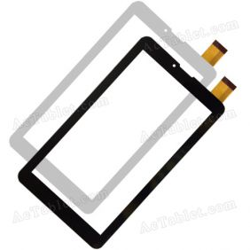 DXP2-0261-070A Digitizer Glass Touch Screen Replacement for 7 Inch MID Tablet PC