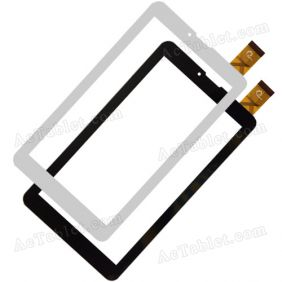 F0653 XH Digitizer Glass Touch Screen Replacement for 7 Inch MID Tablet PC