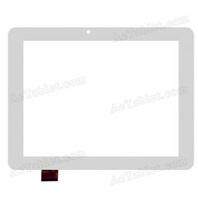 MT70812-v7 Digitizer Glass Touch Screen Replacement for 8 Inch MID Tablet PC