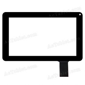 HS1267 V1 dzf900s906 P424 Digitizer Glass Touch Screen Replacement for 9 Inch MID Tablet PC
