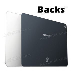 Replacement Backs Rear Plastic Cover for Ramos i9s Z3735F Quad Core Tablet PC