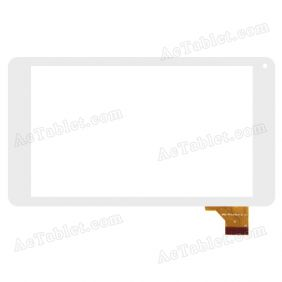 OPD-TPC0265(ver.2) 3J Digitizer Glass Touch Screen Replacement for 7 Inch MID Tablet PC