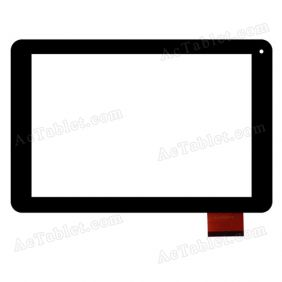 MT-70816-V0 Digitizer Glass Touch Screen Replacement for 8 Inch MID Tablet PC
