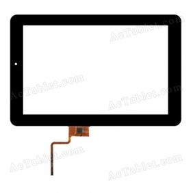 PB101JG9151 Digitizer Glass Touch Screen Replacement for 10.1 Inch MID Tablet PC