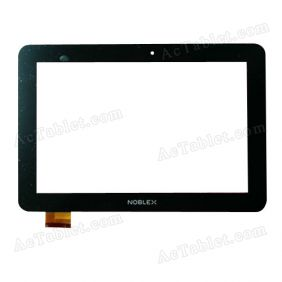 MT10119-V5 Digitizer Glass Touch Screen Replacement for 10.1 Inch MID Tablet PC