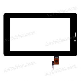 PB70A8758 Digitizer Glass Touch Screen Replacement for 7 Inch MID Tablet PC