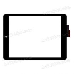 Digitizer Touch Screen Replacement for Mediacom SmartPad 8.0 S2 3G M-MP8S2A3G Tablet PC
