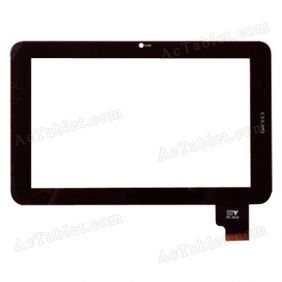 HY TPC-50143 Digitizer Glass Touch Screen Replacement for 7 Inch MID Tablet PC