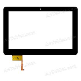 SG5255A-FPC-VO Digitizer Glass Touch Screen Replacement for 10.1 Inch MID Tablet PC